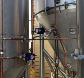 Industrial Electrical for Fermentation Vessels Mammoth Brewing Company
